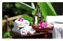 Traditionelle thailändische Massage